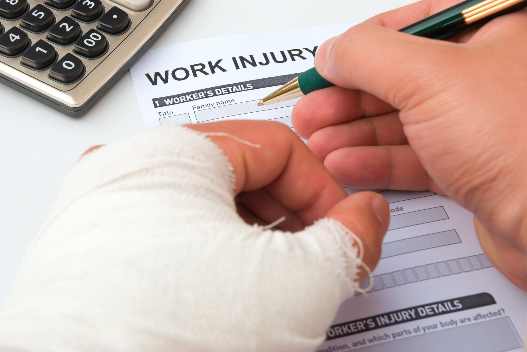 When Can You File a Claim for Workers' Compensation
